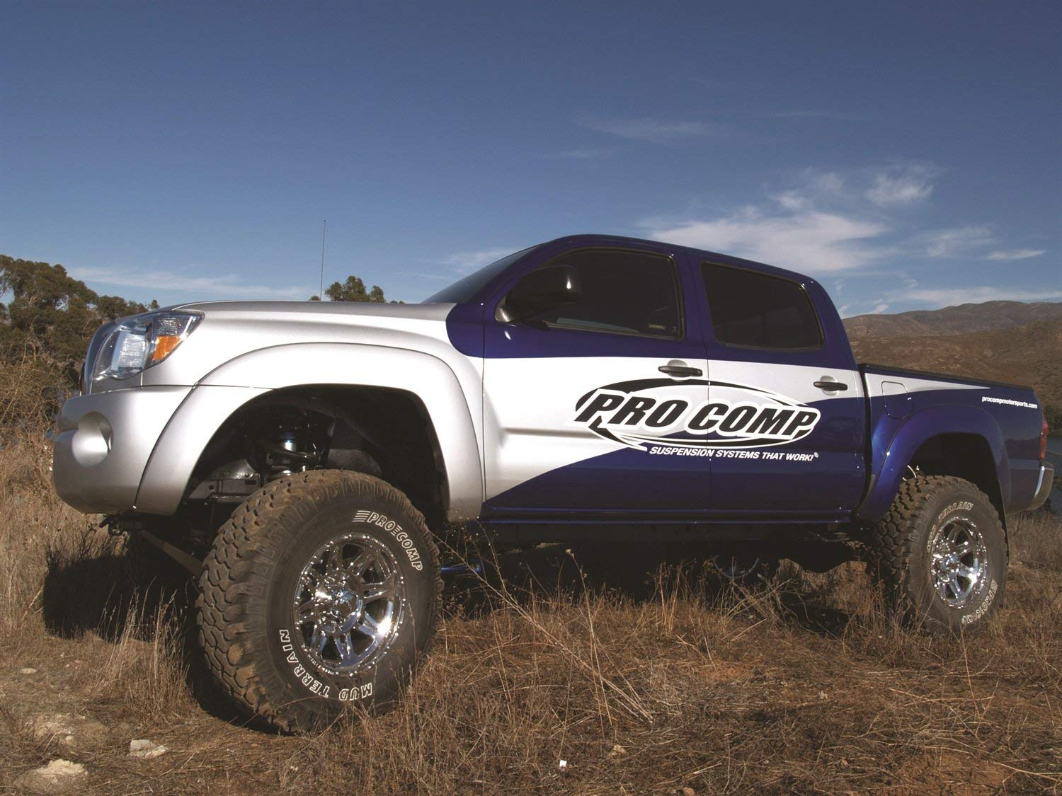 "Toyota Tacoma Lift Kit, Top 3 Best 6"" inch suspension lift"
