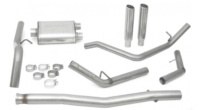 5 Best Performance Exhaust Systems for 2009-14 GMC Sierra 1500 You