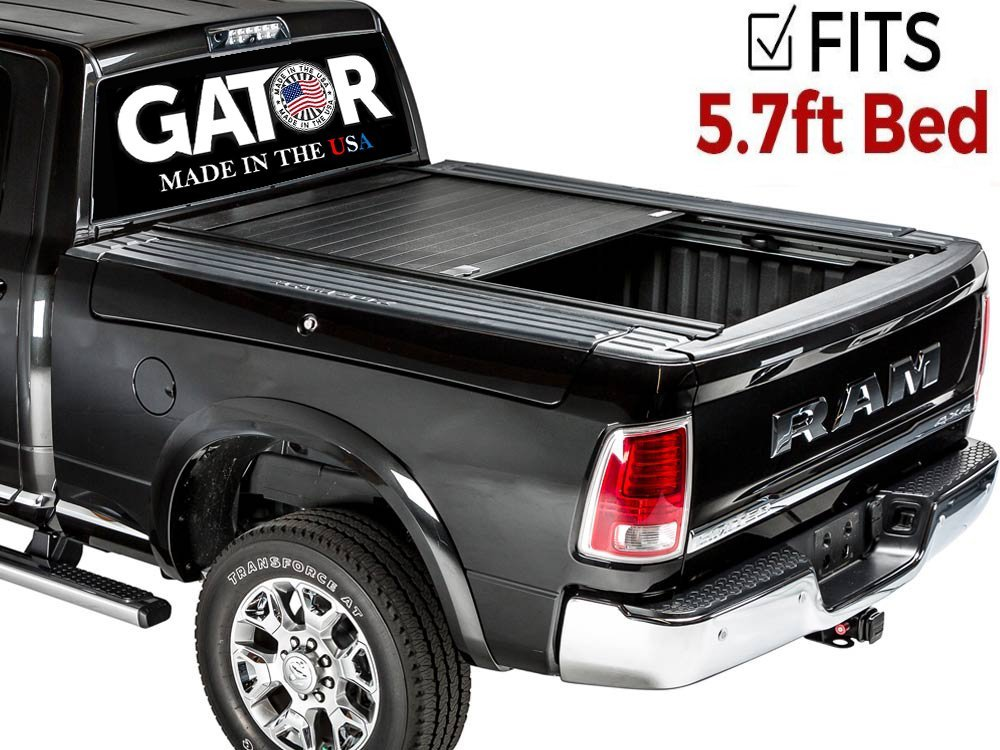 Choose Best Retractable Tonneau Cover for Dodge/RAM 1500/2500/3500