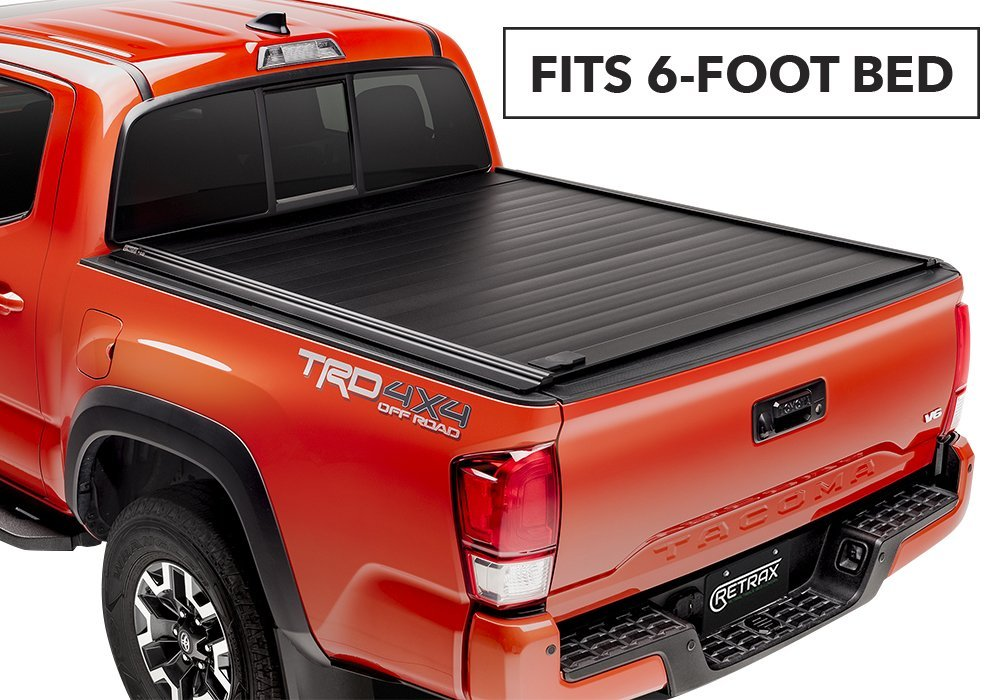 Toyota Tacoma Bed Cover >> 3 Top Rated Retractable Tonneau Covers For Toyota Tacoma Complete