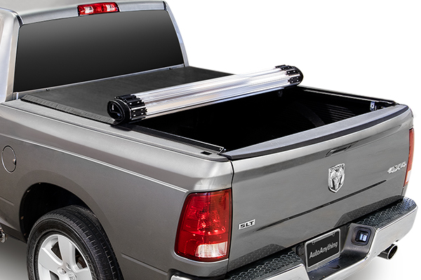 Rolling Truck Bed Covers >> 2016 17 Toyota Tacoma Tri Fold Roll Up Hard Tonneau Covers