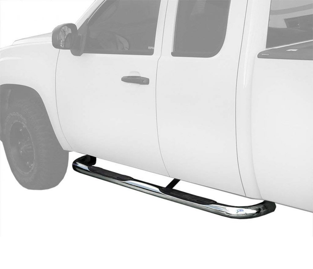5 Top Rated Nerf Bars for Chevy Silverado/GMC Sierra 1500