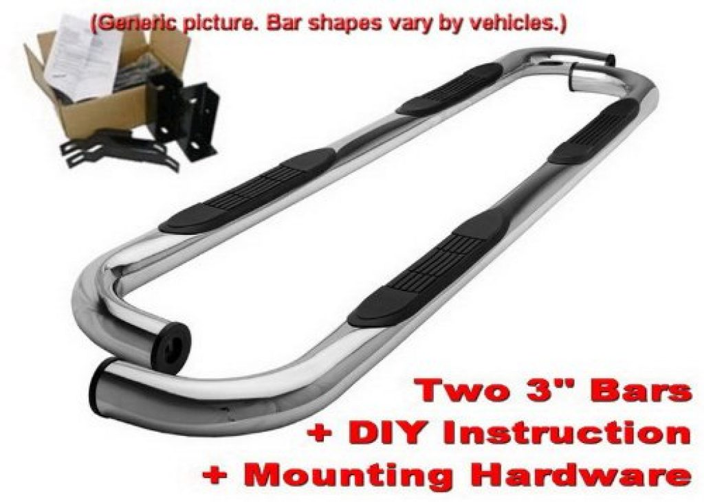 5 Top Rated Nerf Bars for Chevy Silverado/GMC Sierra 1500 ...
