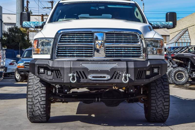 Dodge Ram Trucks >> Top 3 Best Front Bumpers For Dodge Ram Trucks For Front End