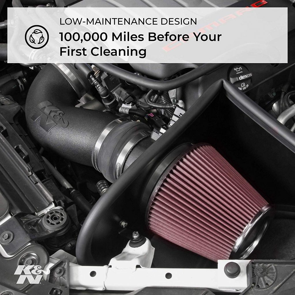 Chevy Colorado Performance upgrade Cold Air intake