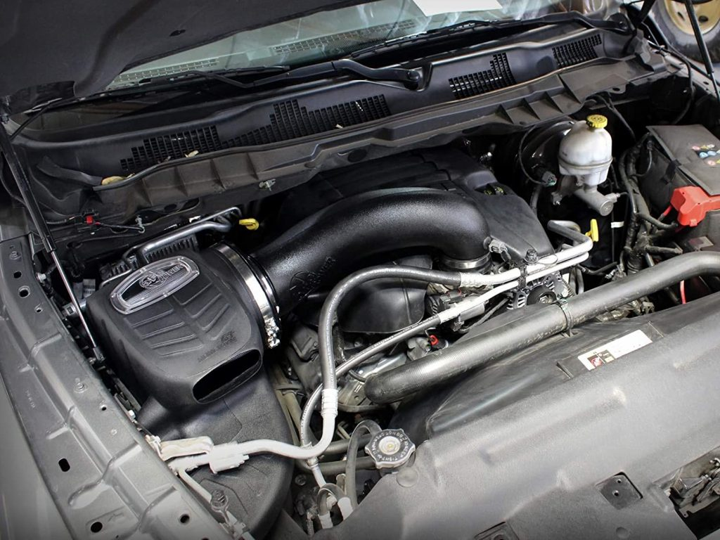 Afe Power Momentum GT 55-72102 Air intake upgrde for Doge Ram