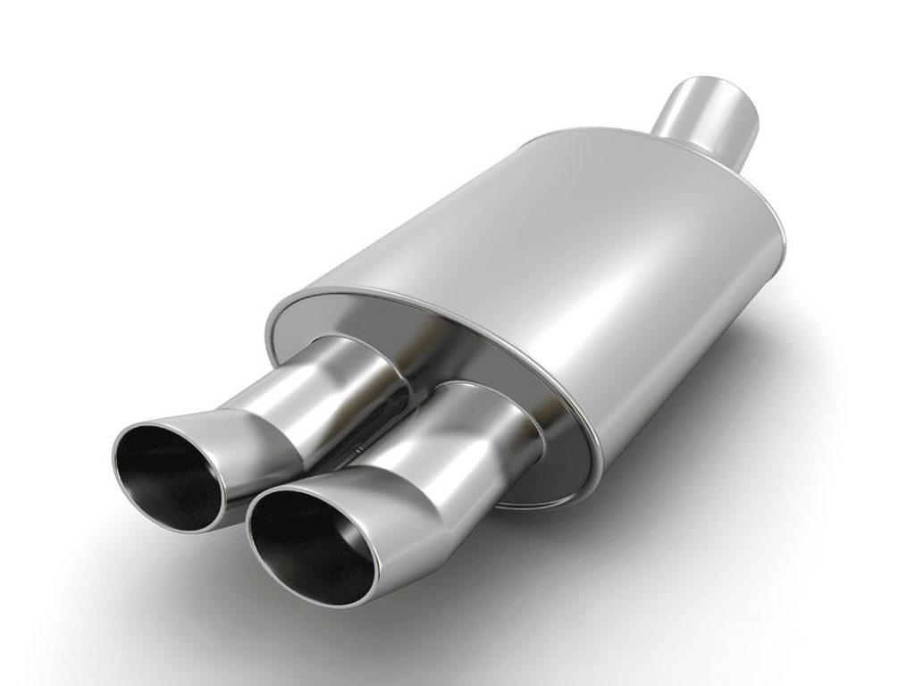 Exhaust Muffler