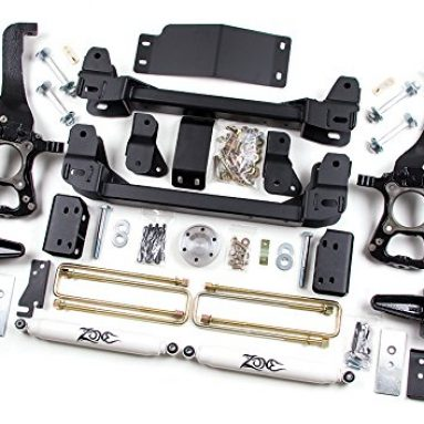 Top 3 Best 6 inch Suspension Lift Kit for Ford F150 4WD 2009-18 for OFF-Road ride | Buying Guide