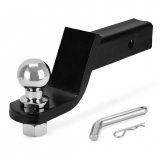 Trailer Hitch Ball Mount for Towing