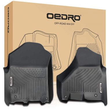 oEdRo Best Floor Mats for 2012-2018 Ram 1500 Crew Cab,Environment Friendly | Pros & Cons