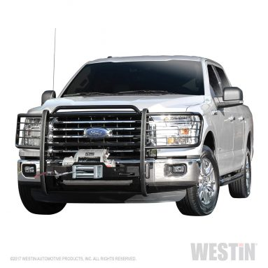Westin 40-93835 Black Sportsman Winch Mount Grille Guard | Reviews & Ratings | 2019