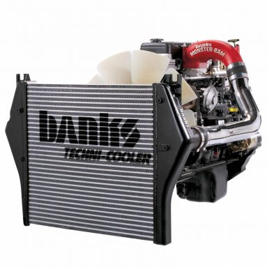 Banks 25981 Techni-cooler Intercooler system | Reviews,Pros & Cons |for 5.7L '06 Dodge Cummins