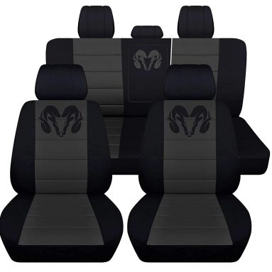 Dodge Ram 1500 Seats Covers | Top Rated Seat Covers for Dodge/RAM 1500 | Buying Guide