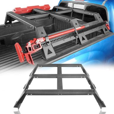 Get 10% off on Roof Cargo Rack Luggage Carrier,Bed Rack for 2005-2019 Toyota Tacoma
