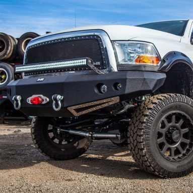 Smittybilt 612800 M1 Front Trunk Bumper for Dodge Ram 1500/2500/3500 | Review, Ratings, Pros & Cons