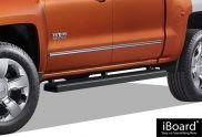 5 Top Rated Nerf Bars for Chevy Silverado/GMC Sierra 1500 | Best Side Steps | Side bars for Chevy/GMC