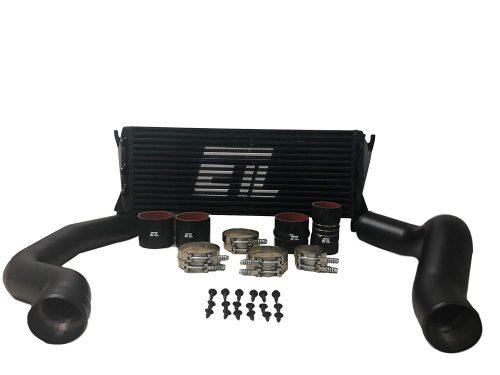 Dodge RAM 2013-17 Cummins 6 7L ETL 242008-A Black Intercooler kit