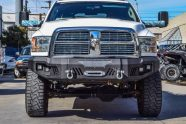 Top 3 Best Front Bumpers for Dodge/RAM Trucks for Front End Defense   Off-Road Front Bumpers