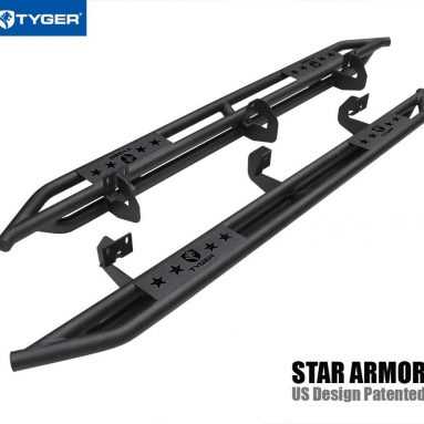 5 Best Nerf bars | Side Steps | Step Rails for Ford F150 /F-250/F-350 | Add Extra style with top rated Nerf bars