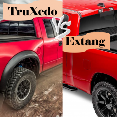 TruXedo vs Extang Tonneau Cover? Which is best | Benefits,Types