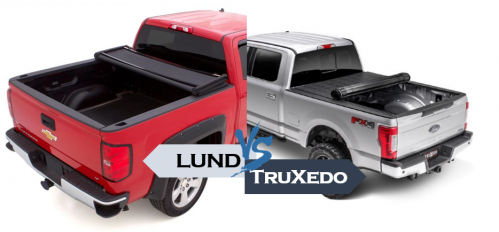 Lund Vs Truxedo Tonneau Covers Which One Is Best To Buy Pros