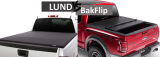 BackFlip VS Lund Tonneau Cover | Which is best | Buying Guide