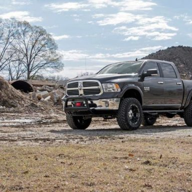 "Top 3 Best 6"" Inch Suspension Lift kit for Dodge / RAM 1500 – Types, Pros & Cons"