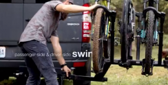 Kuat Pivot Swing Away Extension Bike Racks