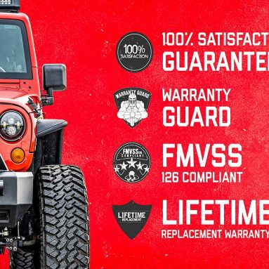 5 Top Rated Hard Tri-Fold Tonneau Cover for Jeep Gladiator JT – Buying Guide