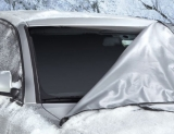 All Weather Winter Summer Auto Sun Shade for Cars Trucks Vans and SUVs