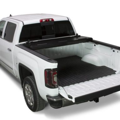 2014-18 Chevy Silverado GMC Sierra Tri-Fold Bed Covers | Top 5 Best Tri-Fold Hard Tonneau Covers: Complete Buying Guide