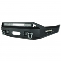 Paramount Automotive 57-0110 Front LED Winch Bumper for Ford F150 | Reviews & Ratings