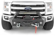 Rough Country EXO Winch Mount System   Winch System for 09-18 Ford F-150   Reviews & Ratings