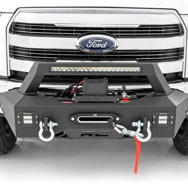 Rough Country EXO Winch Mount System | Winch System for 09-18 Ford F-150 | Reviews & Ratings