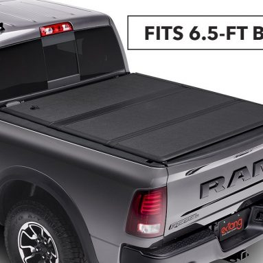 Top 4 Best Hard Tri-Fold Tonneau Covers for Dodge/ RAM 2500,3500   Reviews   Buying Guide