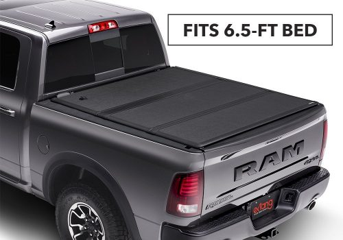 Top 4 Best Hard Tri Fold Tonneau Covers For Dodge Ram 2500 3500