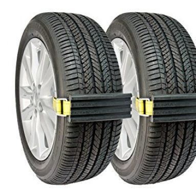 Anti-Skid Grabbers/ Cables- Alternate for Winter tires/Snow Chains